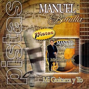 Manuel Bonilla-Mi Guitarra y Yo-Pistas-
