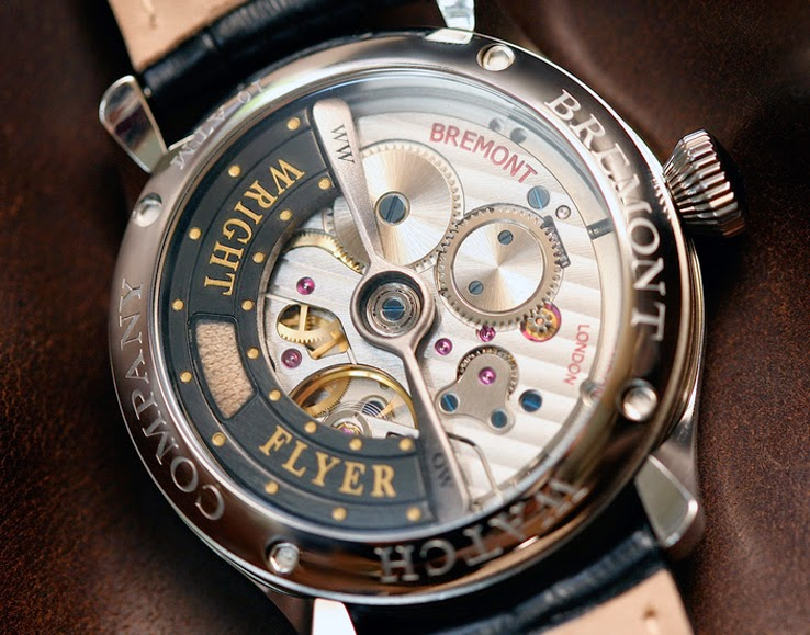 Bremont - Wright Flyer Limited Edition Bremont-Wright-Flyer-SS-Back-3q