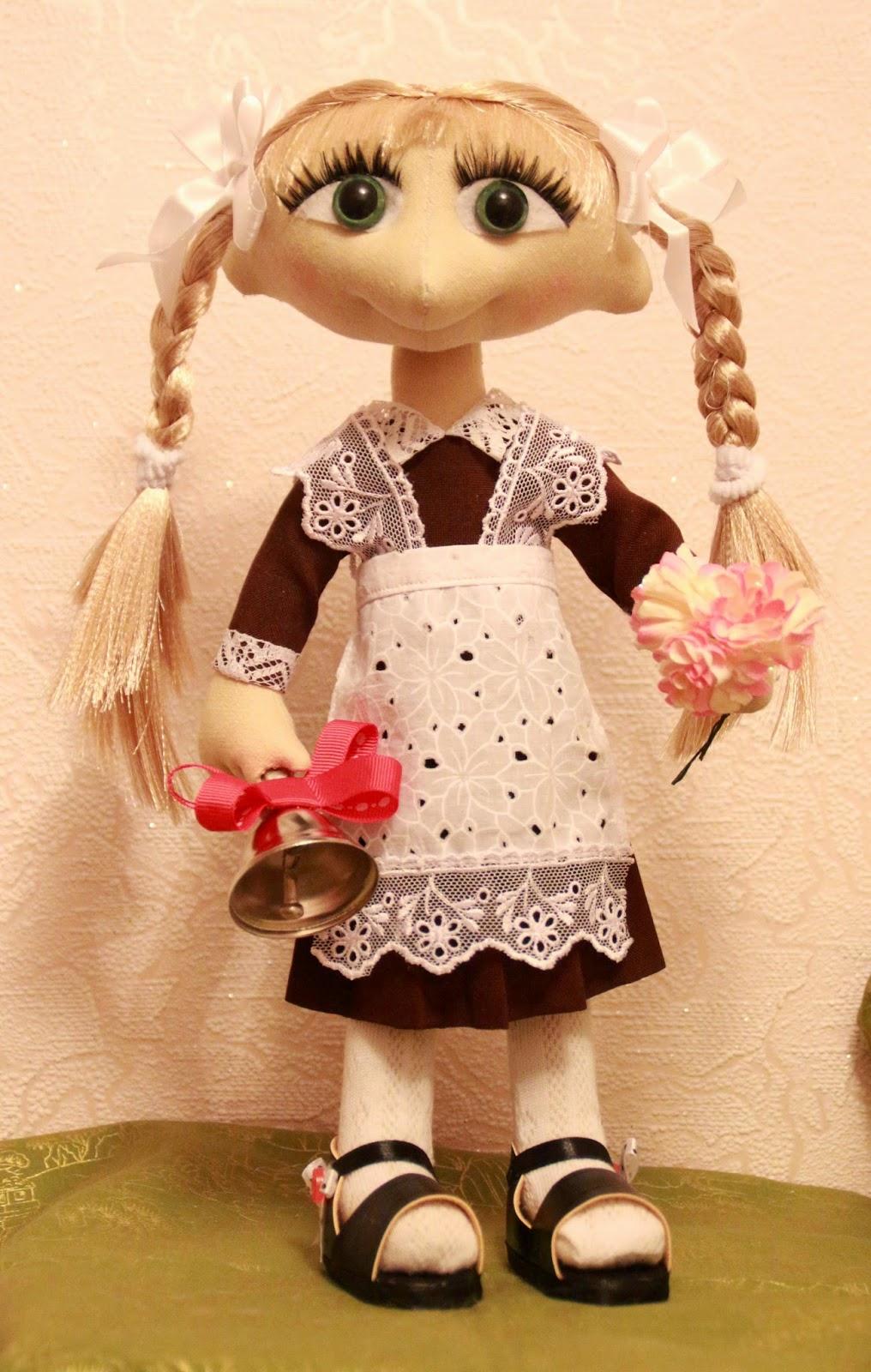 Красивые куклы картинки своими руками
