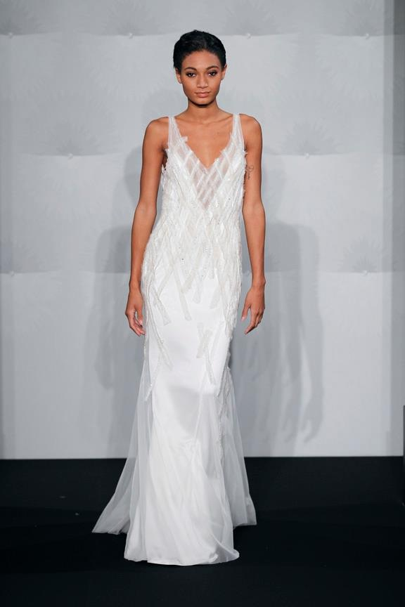 Mark Zunino Bridal 2013 Spring Collection