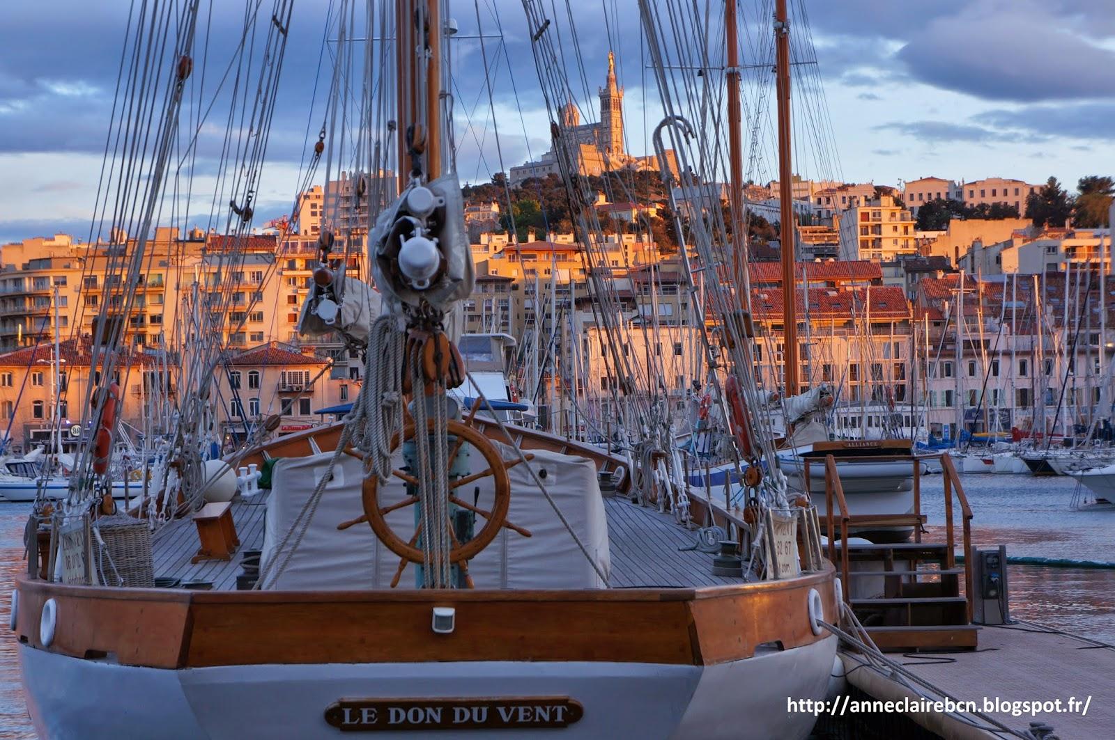 Anneclairebcn un week end marseille 1 le vieux port - Office du tourisme marseille vieux port ...