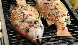 grilled fish dream interpretation