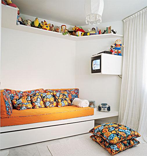 Sof cama preciso de um - Decorar cama como sofa ...