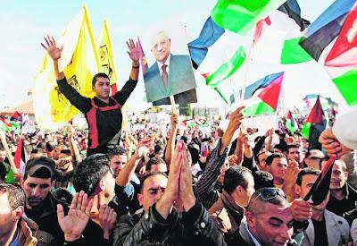 Palestine negara pemerhati bukan anggota