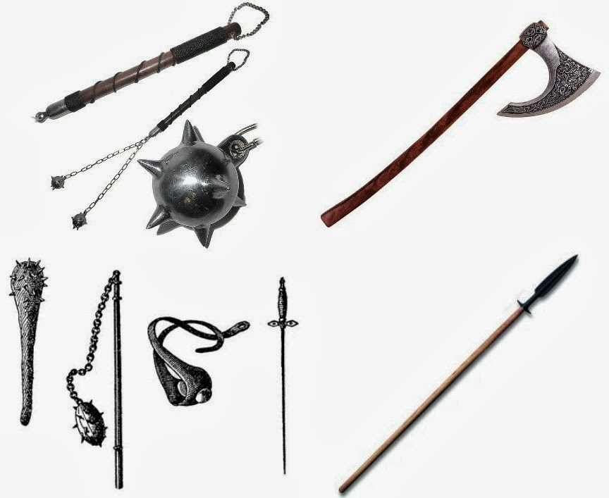 a look at facts about the medieval weapons This is a list of 10 amazing facts about medieval knights starting they would look after and spears which were the most common weapons became almost.