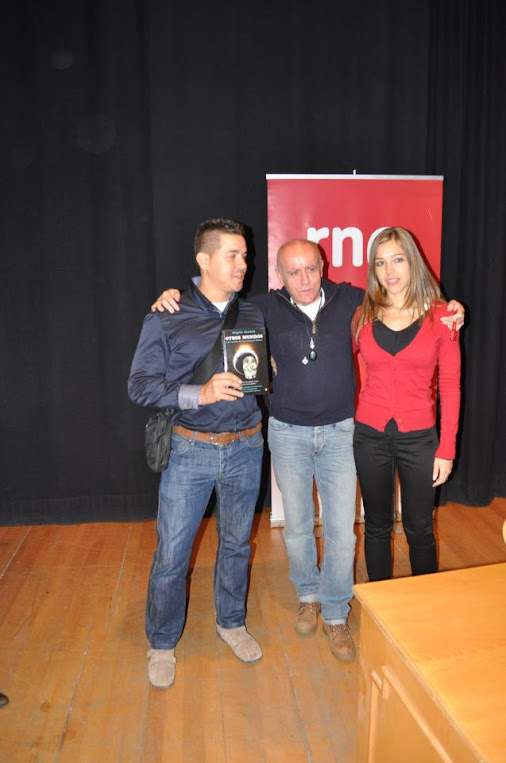 PRESENTACION LIBRO OTROS MUNDOS