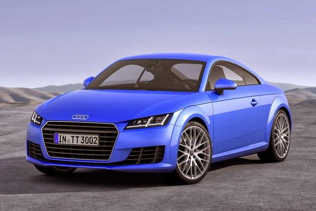 Audi TT Coupè 2014