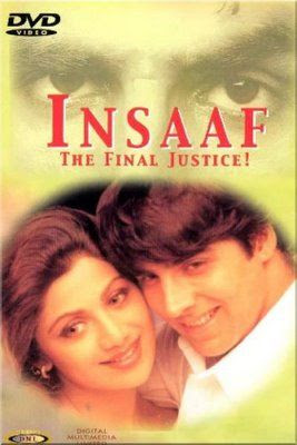 Insaaf: The Final Justice 1997 Hindi Movie Watch Online