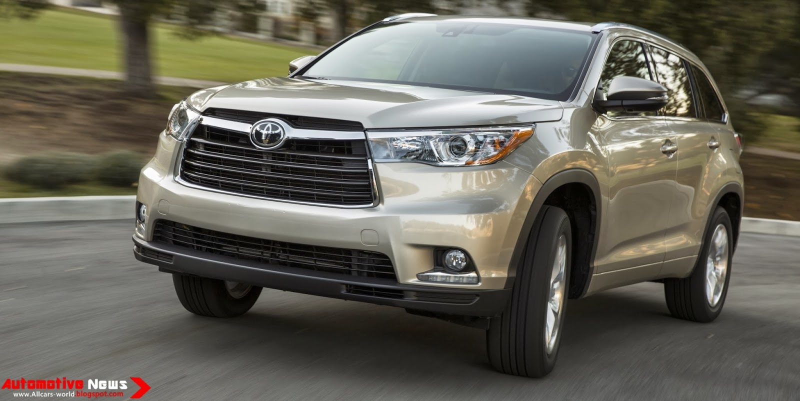 Why Are The 2014 Highlander Toyota Vehicles Out 2017 2018 Best Cars Reviews