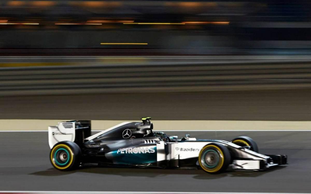Nico Rosberg - Mercedes F1