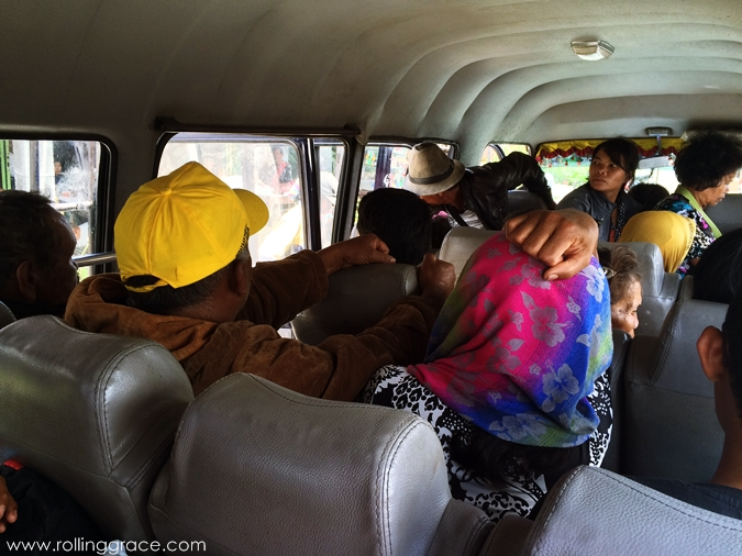 public transport in indonesia