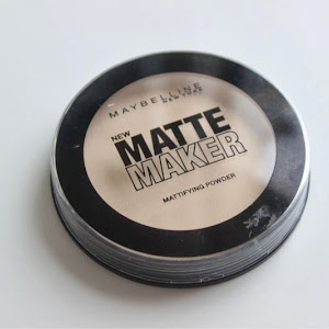 75ffe2c502b Maybelline New Matte Maker Mattifying Powder Review | The Sunday Girl