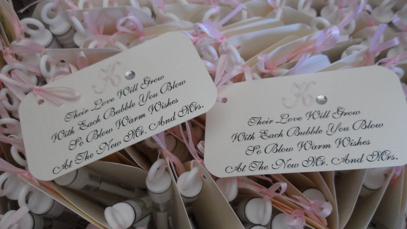 Bubble Wand Tags For Wedding Diva Gone Domestic