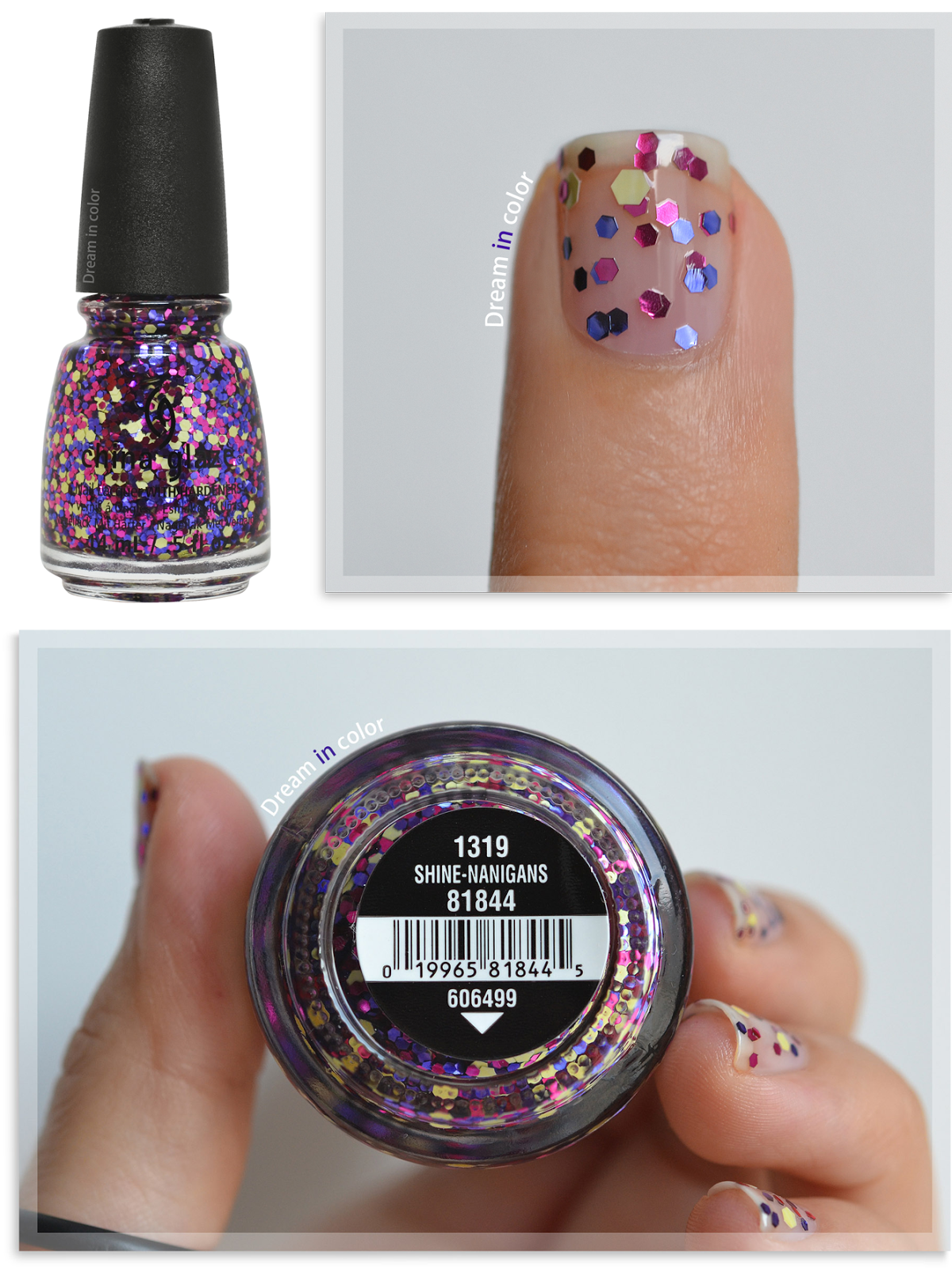China Glaze Shine-Nanigans