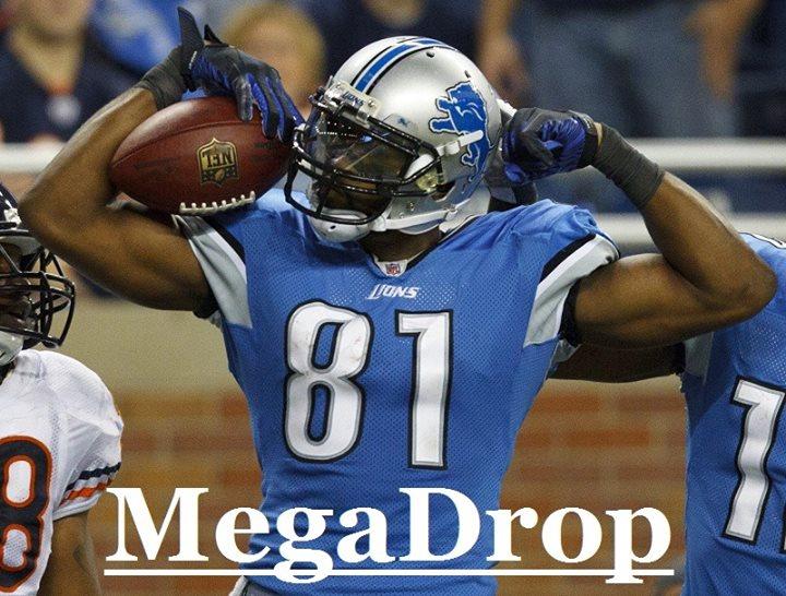 #CalvinJohnson #lions #nfl #megadrop.- megadrop