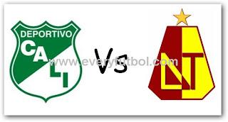 Ver Deportivo Cali Vs Tolima Online En Vivo