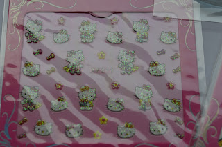 Born Pretty Store Hello Kitty Stickers
