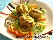 Pečené zemiaky so slaninkou - recept
