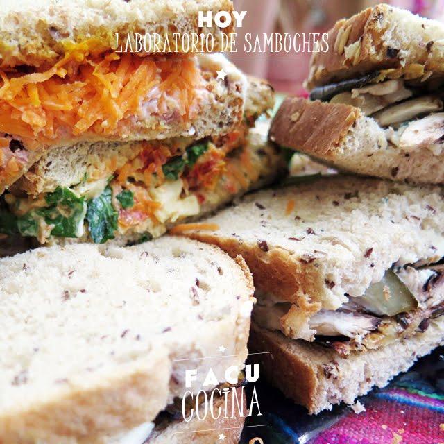 Laboratorio de sándwiches