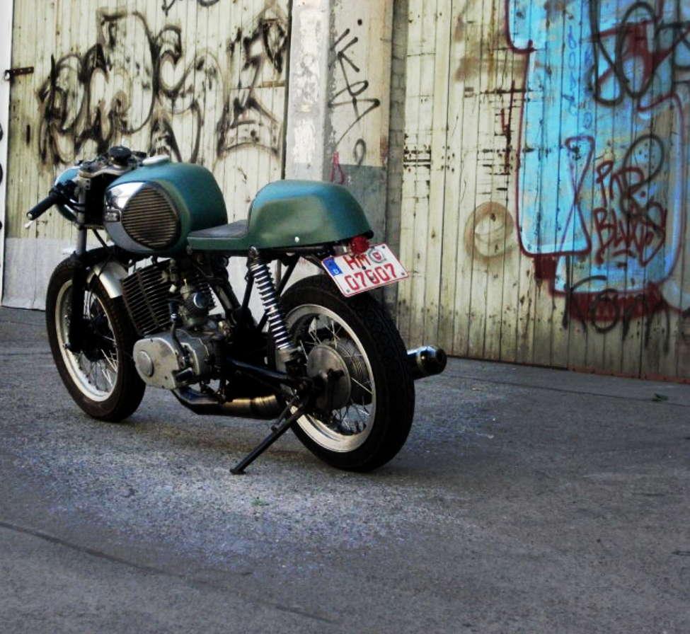 motorcycle 74 mz ts 250 cafe racer. Black Bedroom Furniture Sets. Home Design Ideas