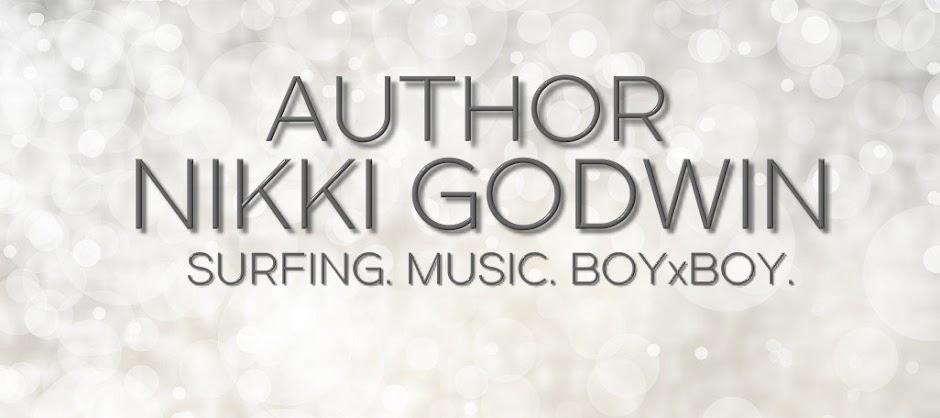 Nikki Godwin, YA Author
