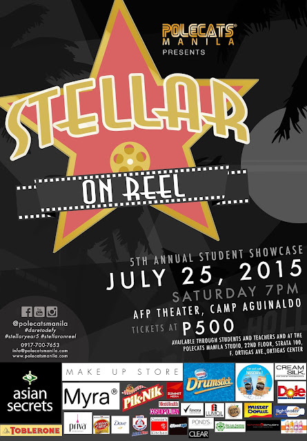 Stellar on Reel: Polecats Manila Pole and Aerial Show