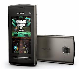 Harga Dan Spesifikasi Nokia 5250 Baru