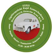 XXXII Ogólnopolski Rajd Samochodowy HDK PCK - Sława