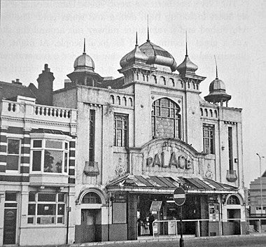 Palace Continental Cinema