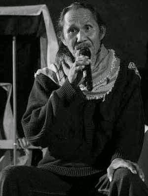 Baca Puisi di MGR Banjarbaru