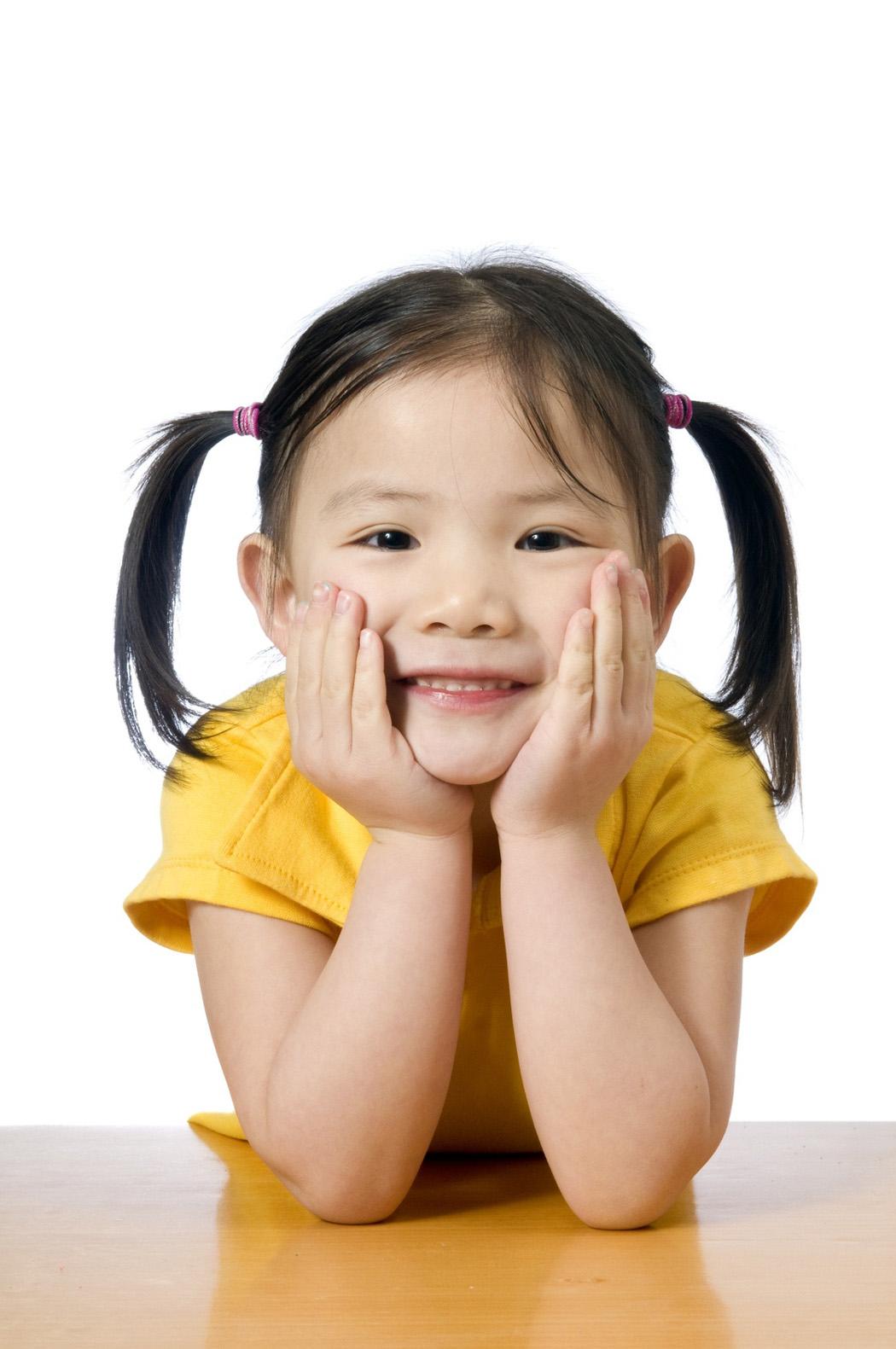 Asian Girl Kids