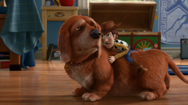 Andy S Dogs Name In Toy Story