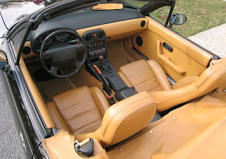 just a car geek 1992 mazda miata black edition. Black Bedroom Furniture Sets. Home Design Ideas