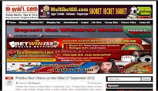 Profile m-wali_com m-wali_blogspot