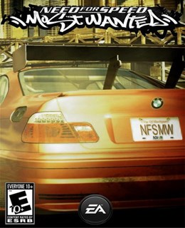 NFS: Most Wanted PC Box