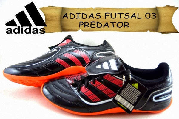 Sepatu Futsal  Sepatu Futsal Adidas Predator 03
