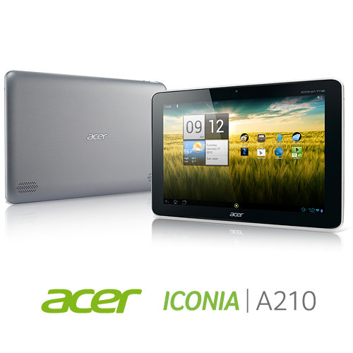 Tablet Android Acer Iconia Tab A210-10g16u 10.1-Inch Review