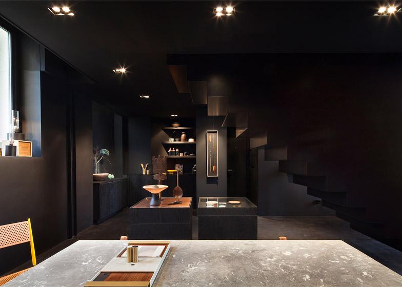 Bazar Noir concept store by Hidden Fortress  ARC ART blog ...