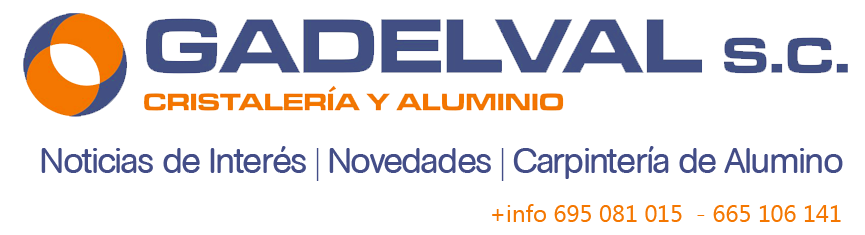 Carpinteria de Aluminio y Cristalería en Sevilla
