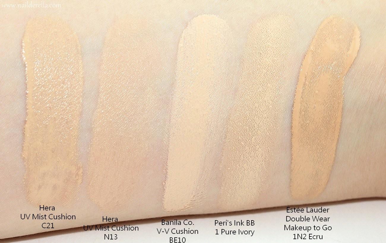 Este Lauder Double Wear Makeup To Go Liquid Compact Nailderella