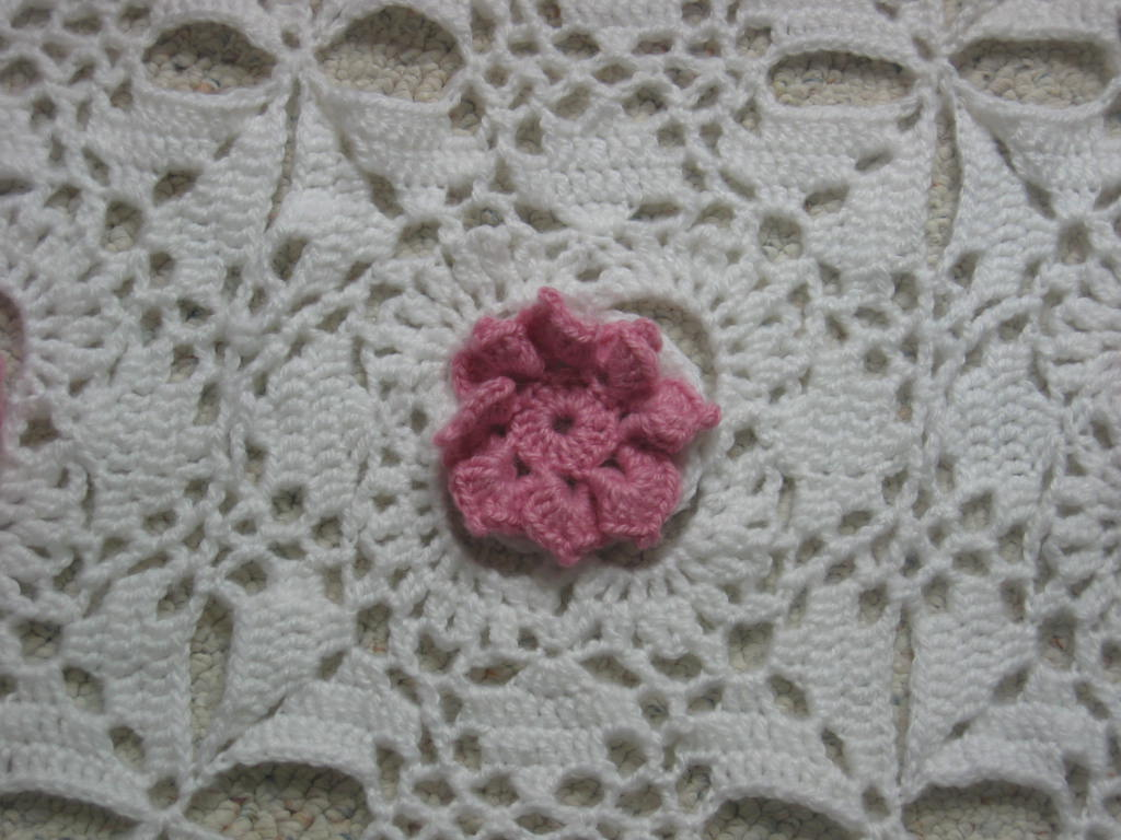 Free Crochet Afghan Patterns With Flowers : Donnas Crochet Designs Blog of Free Patterns: Free ...