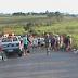 Acidente em estrada que liga Logradouro/PB a Nova Cruz deixa homem gravemente ferido
