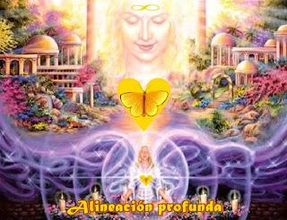 Una alineación profunda está teniendo lugar dentro de su Ser interior.