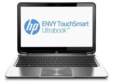 HP Envy Touchsmart Ultrabook 4 PC