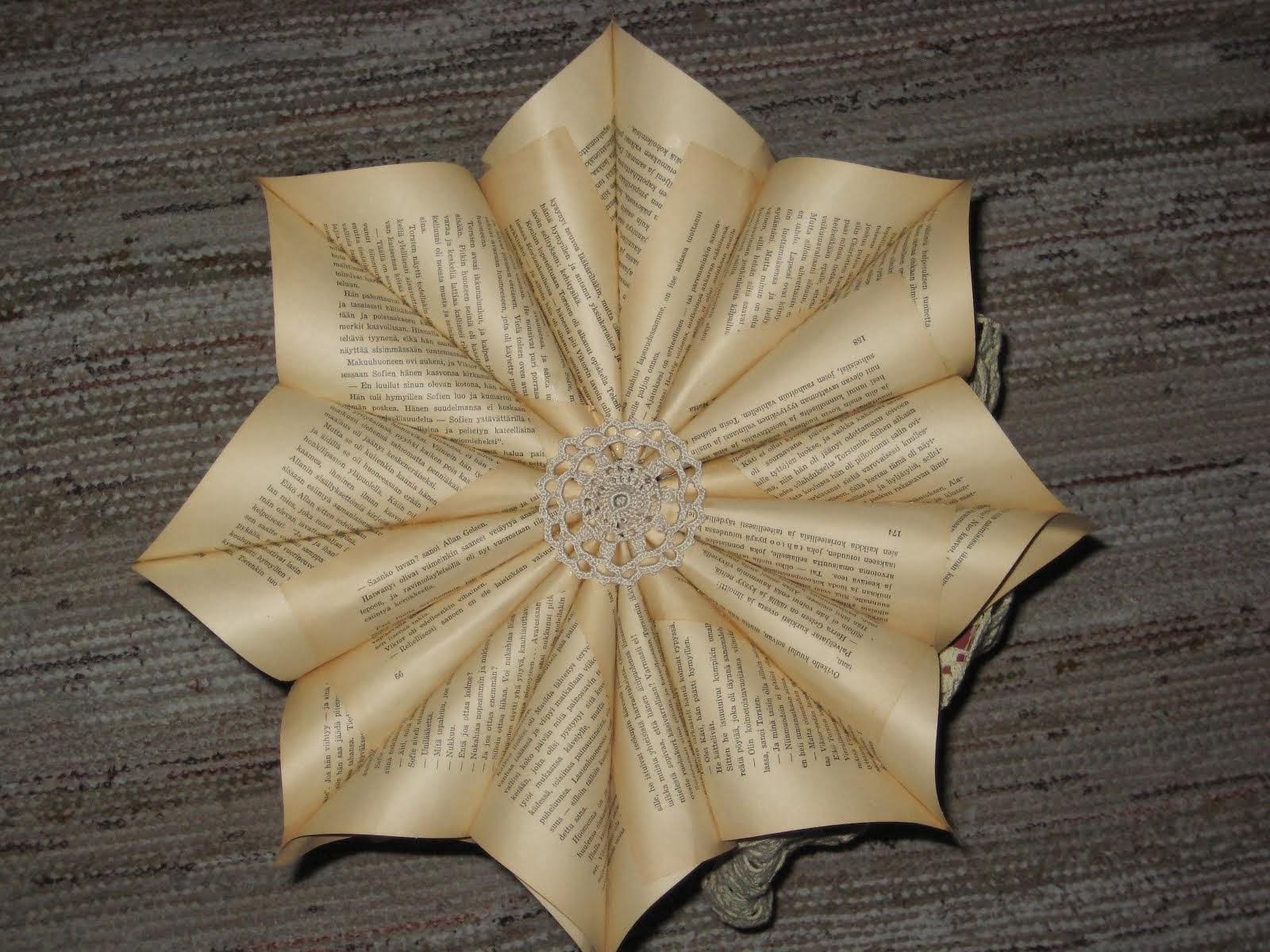 vanhasta kirjasta
