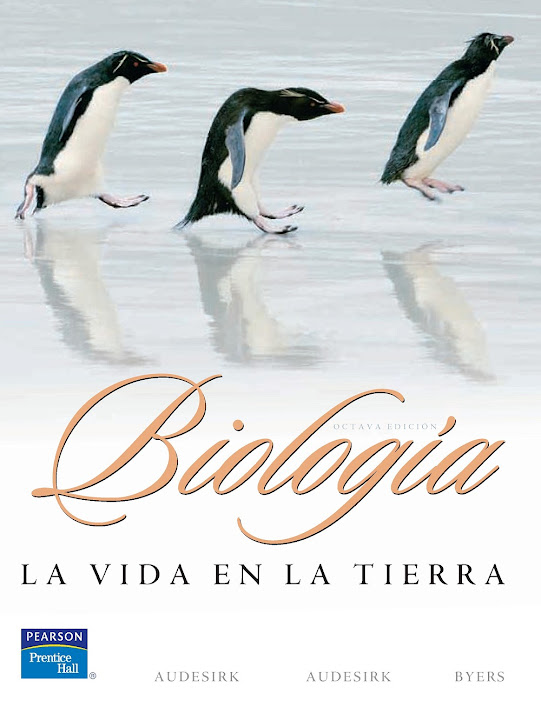 Biolog  A La Vida En La Tierra Audesirk  Byers 8a Edici  N