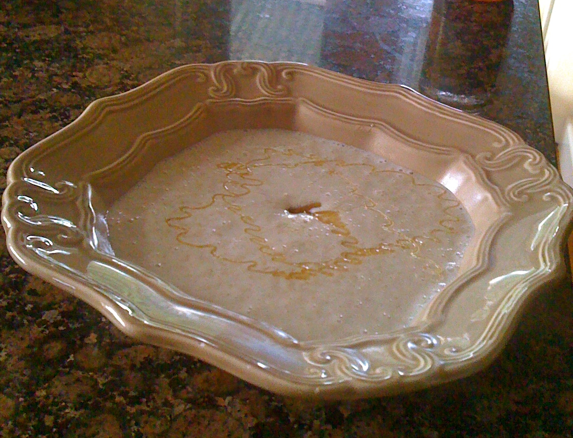 how to cook plain porridge