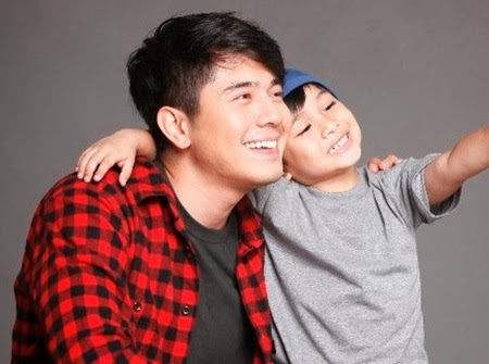Paulo Avelino and Raikko Mateo
