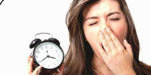 Bahaya Kurang Tidur Bagi kesehatan