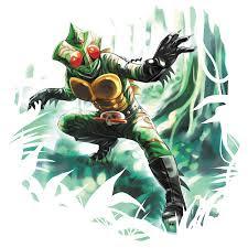 Phim Kamen Rider Amazon